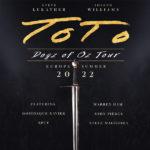 Village 42 - TOTO «Dogz Of Oz Tour»